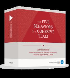 Five Behaviors-Facilitation Kit.