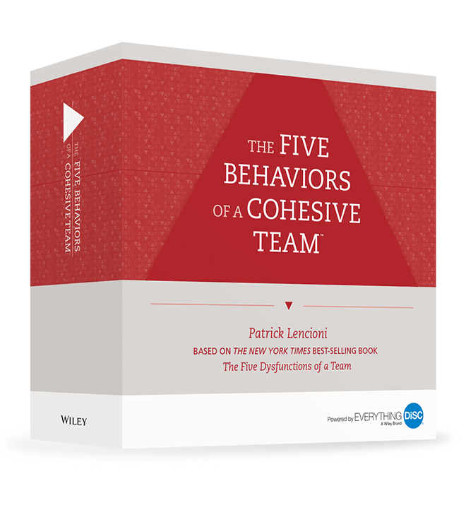 Five Behaviors-Facilitation Kit.