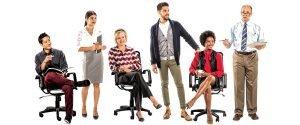 5 behaviors of a cohesive team.