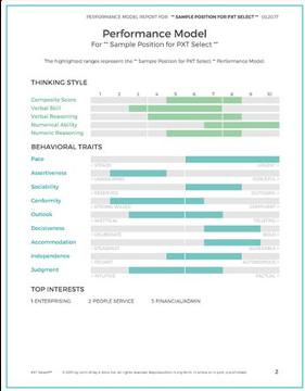 performance-model-report